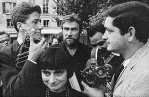 The Left Bank Group: Alain Resnais, Agnes Varda, and Jacques Demy