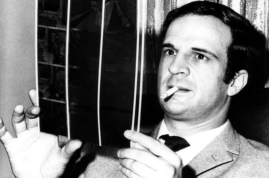 francois truffaut french new wave director