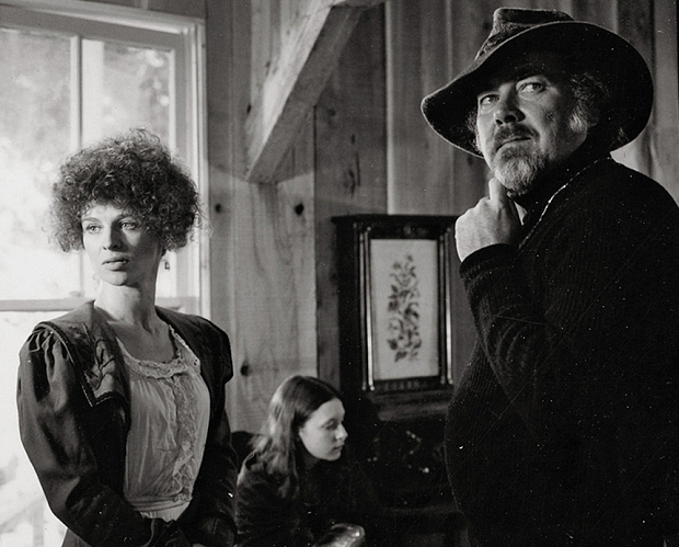 Altman directing McCabe and Mrs. Miller
