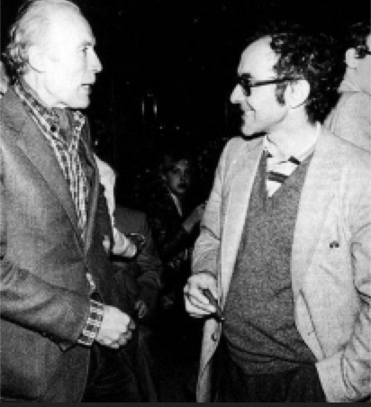 rohmer and godard
