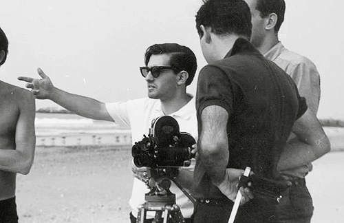young Scorsese