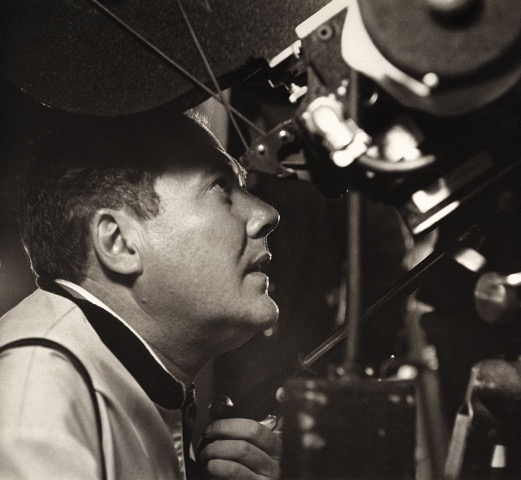 Young Robert Altman